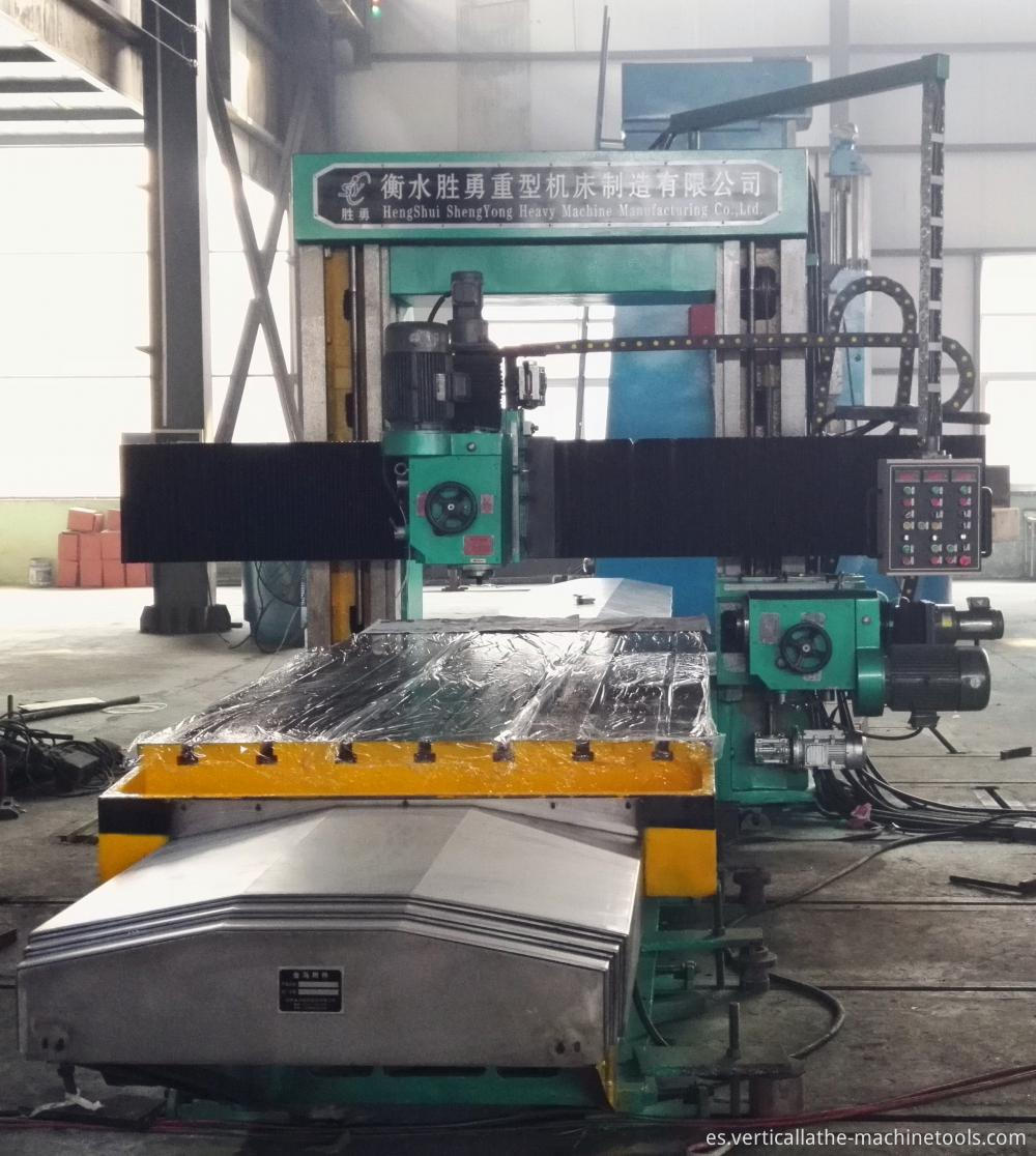 Gantry Type Milling Machines