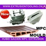 WPC Outdoor Siding plastic extrusion mould