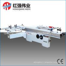 Mj6132dt Machine de scie à table à haute précision Silding