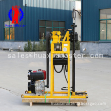 Supplies small hydraulic core drilling machine / portable geological exploration drill equipment price benefits