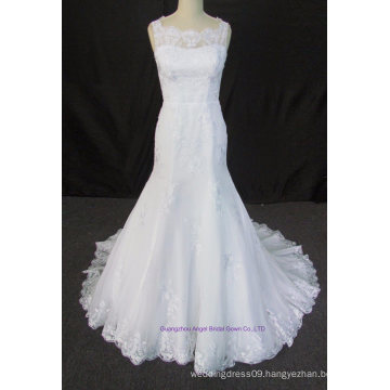 Ivory Beading 2016 Mermaid Bridal Gown