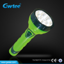 15 leds super bright rechargeable led torch