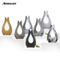Nuevas ideas del producto 2018 Atomizer ultrasónico Día de madres Regalos al por mayor Aroma Difusor de aceite Forma Difusor de aceite esencial