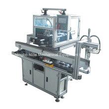 Máquina de prensado de conmutador de armadura automática