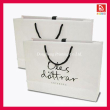 Custom Fashional Shopping Paper Bags with Handle (paper bag-03)