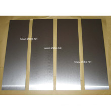 99.95% Pure Molybdenum Sheet (polished surface)