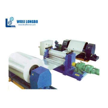 Máquina formadora de rolos de painéis decorativos para interiores