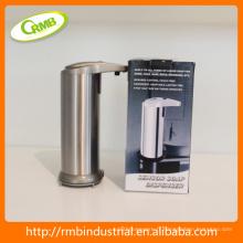 Distributeur de savon pour détecteur de nouveauté