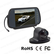 7inch Mirror Monitor Backup Camera System