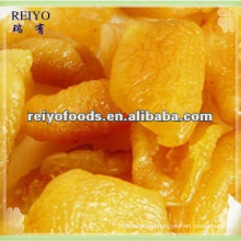 Dried fruit --- dried peach