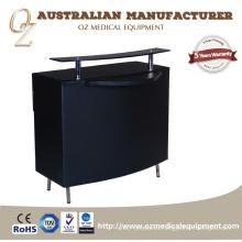 Medical Front Table Clinic Furniture Hospital Recepción Mostrador Custom Design Reception Counter