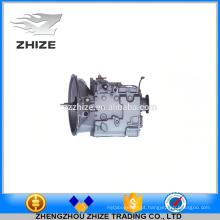 Peças de ônibus 5S800 Cinco engrenagem tipo de máquina Síncrona transmissão mecânica para yutong kinglong higer