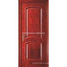 Billige Arc Shape Swing 2 Panel lackiert Interieur Schlafzimmer MDF Türen öffnen