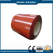 0.4mm PPGI Hot Dipped Color Coated Prepainted Galvanized Steel Coil