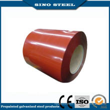PPGI PPGL ASTM Dx51d Color Coated Prepainted Galvanized Steel Coil for Industry