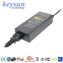 Adaptateur ultra petit taille Transformateur de puissance 24 V Affichage LED 24v 500ma 1a 2a 3a avec UL CE ROHS GS KC