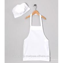 Schürze und Kochmützen
