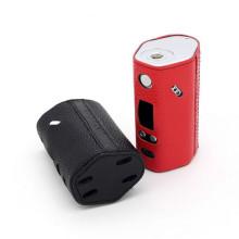 Caso de alta calidad Rx200s Ecigarette Funda de cuero para Wismec Reuleaux Rx200s Mod para decoración y protección