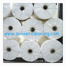 high quality viscose polyester spunlace nonwoven fabric for wet wipes
