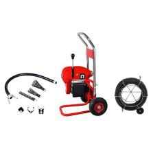 D-200-1A máquinas de limpieza de drenaje eléctrico portátil para la venta, limpiador de drenaje, CE