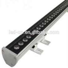 High quality factory Patented products 12W DMX RGB 1000mm LED Wall washer light IP65