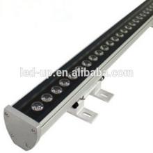 Высокое качество завод Запатентованная продукция 12W DMX RGB 1000mm Светодиодные стены стиральная машина IP65