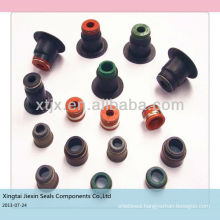 High quality rubber valve oil seal with spring price for mechanical equipement manufacturer
