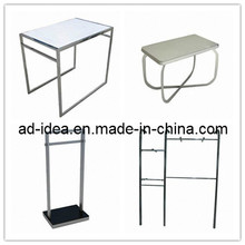Stainless Steel Display/Eco-Friendly Exhibition Stand