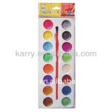 barato 2013 nova chegada cor sólida de 8 cores de água