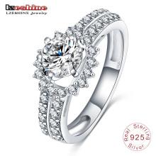 Турецкая 100% 925 стерлингового серебра кольцо Солнца (SRI0001-Б)