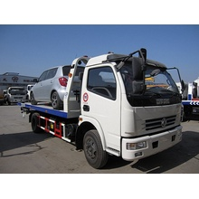 Donfeng flatbed cheap tow trucks service near me