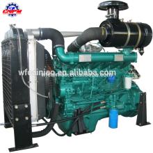 R6105IZLD marine engine made in China multi-cylinder boat engine