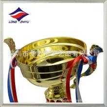 Высокий Кубок гальваника металла трофей трофей кулак
