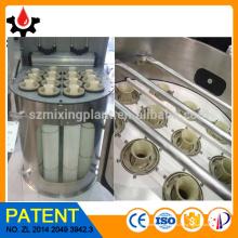 Colector de polvo portátil, filtro de ventilador de polvo