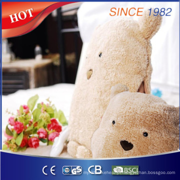 Aquecedor de mão de aquecimento de urso bonito e portátil com temporizador