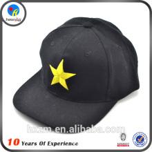 OEM factory custom made flex fit snapback hats