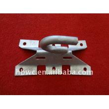 accesorio de acoplamiento, clips de cable gancho galvanizado