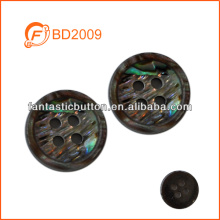 fashion new design abalone shell buttons for shirts