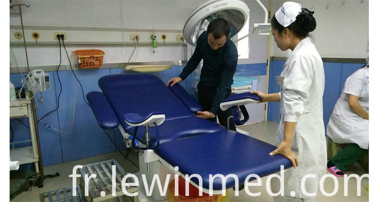 Gynecological Obstetric Tables