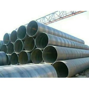 EN10219 S235JRH SSAW Carbon Steel Pipe