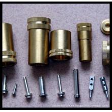 Piezas de alta precisión del CNC