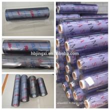 Feuille de PVC de matériel de PVC
