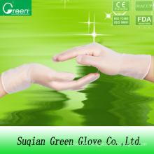 Clear Vinyl PVC Stretch Gloves