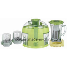 5 in 1 Plastic Electric Orange Juicer