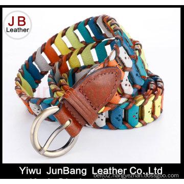 Fashion Ladie′s Bonded Braid Belt