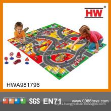 2015 New Design Baby Traffic Play Game Mat 12pcs/box