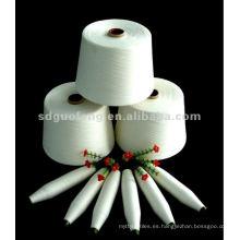 Hilado hilado peinado 100% de algodón para hilo NE80