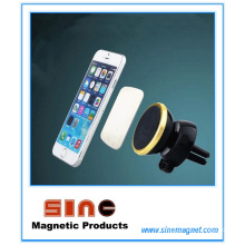 Suporte de telefone para carro com saída magnética de ar inovador