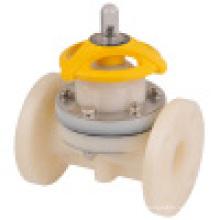 PVDF мембранный клапан (G41F-6F)