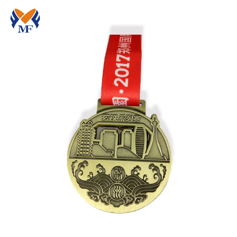 Marathon Training Medal